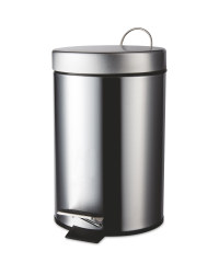 Stainless Steel Soft-Close Bin