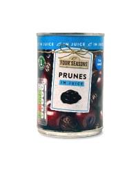 Prunes In Apple Juice