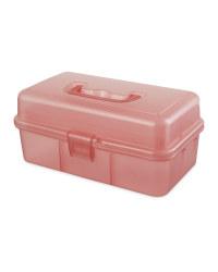 Rose Gold Hobby Storage Case