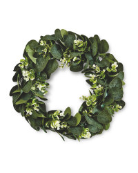 Eucalyptus Christmas Wreath