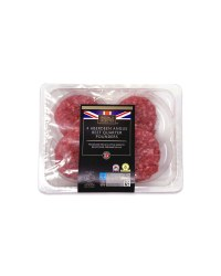 Aberdeen Angus Beef Quarter Pounders