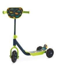Crane Dinosaur Toddler Scooter