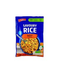 Savoury Rice - Beef Flavour
