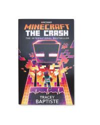 Minecraft: The Crash Paperback Book