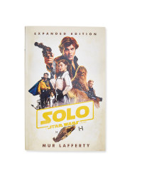 Solo: A Star Wars Story Book