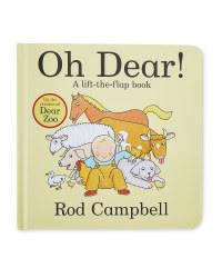 Oh Dear Farm Lift The Flap Book