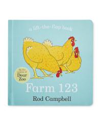 Farm 123 Lift The Flap Book