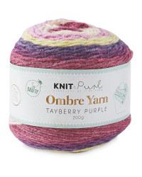 So Crafty Tayberry Ombre Yarn