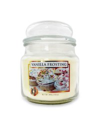 Vanilla Frosting Fragranced Candle