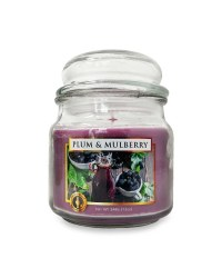 Plum & Mulberry Fragranced Candle