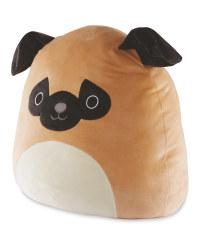 Giant Pug Squishmallow