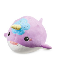 Sprinkle Narwhal Soft Toy