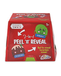 Pudding/Sprout Peel 'n' Reveal