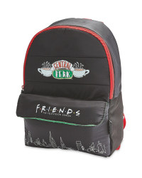 Friends Central Perk Puffa Backpack