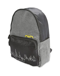 Friends New York Denim Backpack