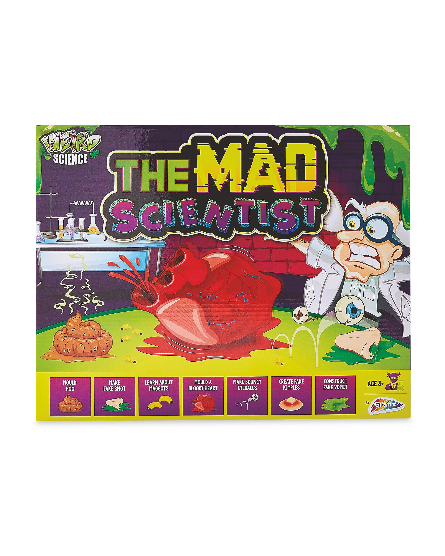 Mad Scientist Weird Science Kit