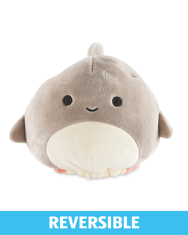 Clown Fish/Shark 2-in-1 Squishmallow