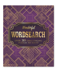 Wonderful Wordsearch Puzzle Book