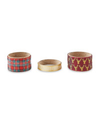 Welcome Home Luxury Ribbon 3 Pack