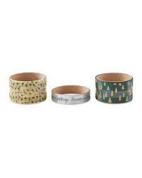 Enchanted Forest Ribbon 3 Pack