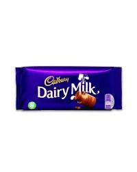 Cadbury Dairy Milk Chocolate Bar 95g