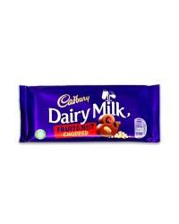 Dairy Milk Fruit Nut Chocolate Bar