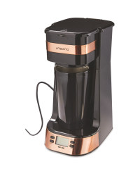Ambiano Rose Gold Coffee To Go