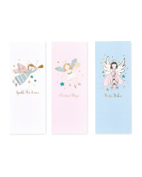 Fairy Christmas Card 24 Pack