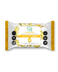 Oil Infused Micellar Wipes 25 Pack