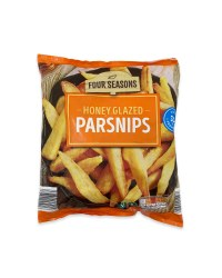 Honey Glazed Parsnips