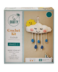 So Crafty Cloud Crochet Kit