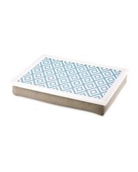Geometric Lap Tray