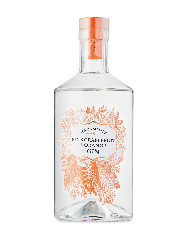 Pink Grapefruit & Orange Gin