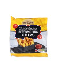 Triple Cooked Beef Dripping Chips