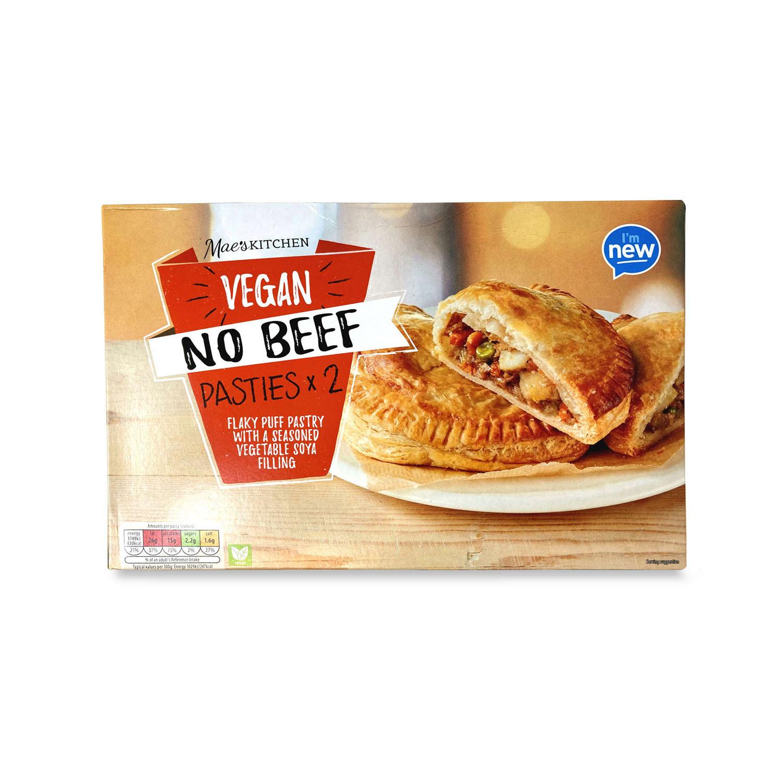 Vegan No Beef Pasty