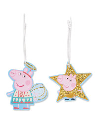 Peppa Pig Gift Tags 18 Pack