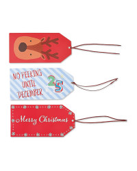Walking On Air Gift Tags 18 Pack