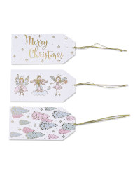 Starlight Angel Gift Tags 18 Pack