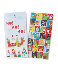 Christmas Money Wallet 6 Pack