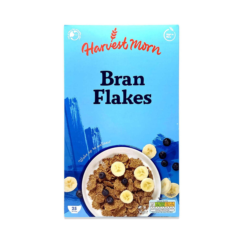 Harvest Morn Bran Flakes