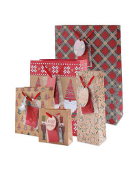 Welcome Home Gift Bags 5 Pack