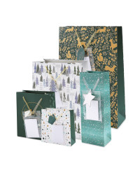 Forest Luxury Gift Bags 5 Pack