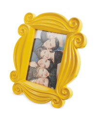 Friends Yellow Picture Frame