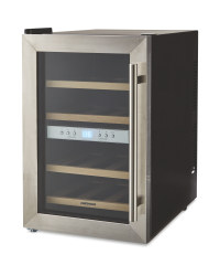 Dual Zone 12 Bottle Wine Cooler