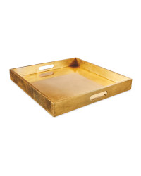 Kirkton House Gold Lacquer Tray