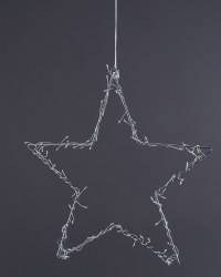 Star LED Hanging Decoration