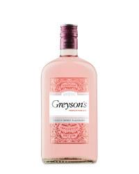 Greyson's Premium Pink Gin 1L