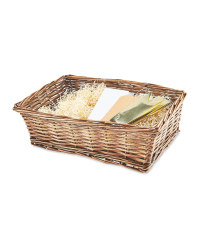 Natural/Gold Hamper Kit