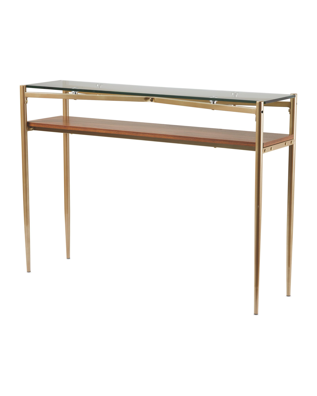 Kirkton House Console Table Aldi Uk