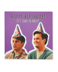 Friends Birthday Cards 8 Pack